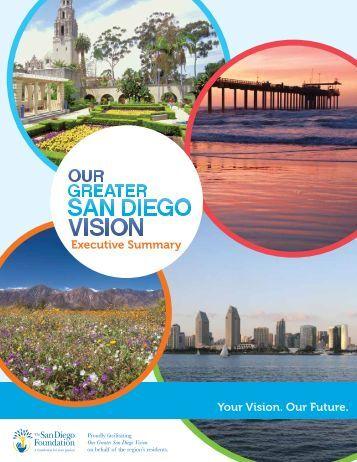 Executive Summary - The San Diego Foundation