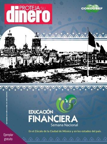 Revista Proteja Su Dinero versión electrónica - Condusef