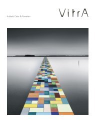 Arkitekt Color & Porcelain - VitrA