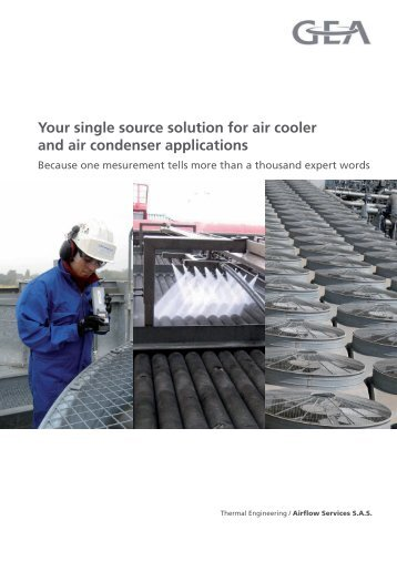 Your single source solution for air cooler and air condenser ...