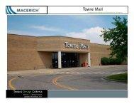 Towne Mall Signage Criteria - Macerich
