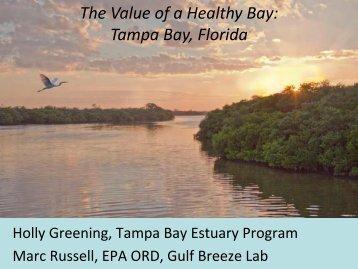 Tampa Bay, Florida - Restore America's Estuaries