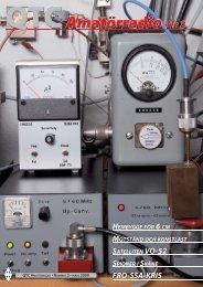 QTC Amatörradio Nr 3, 2009 - SSA