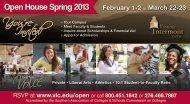 You're Invited! Private - Virginia Intermont College