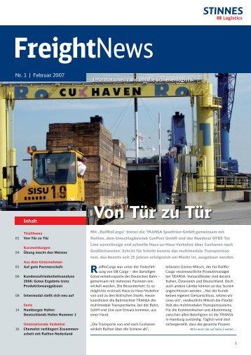 FreightNews - DB Schenker Rail