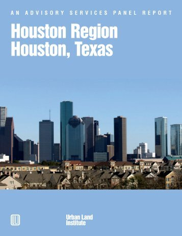 Becoming a Global Region - Urban Land Institute