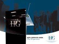 Brochure Hotel Parchi del Garda - Event Report