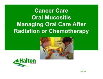 9 Special Topics in Oral Health - Cancer Care-Mucositis.pdf