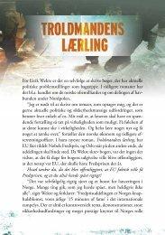For Eirik Wekre er det en selvfølge at skrive bøger, der har ... - Modtryk