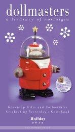 Holiday Catalog - Dollmasters