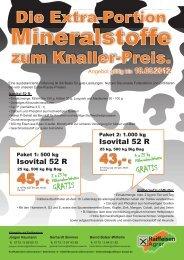 Die Extra-Portion zum Knaller-Preis. - Raiffeisen Kassel