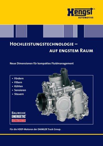 260.7 KByte, PDF - Hengst GmbH & Co. KG