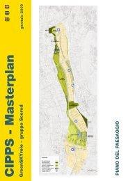 Piano del paesaggio A3 - Pian Scairolo