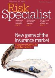 insurance market New gems of the - JLT