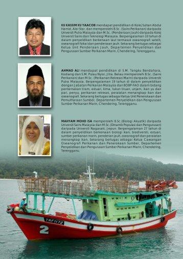 Keadaan Laut Perairan Semenanjung Malaysia ... - seafdec.org.my