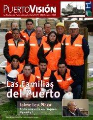 Las Familias - PORTUARIA SUR DE CHILE