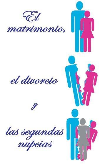 El matrimonio, el divorcio las segundas nupcias - El Cristianismo ...