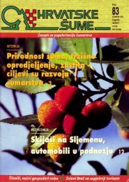 Kim (Carum carvi L.) - Hrvatske šume