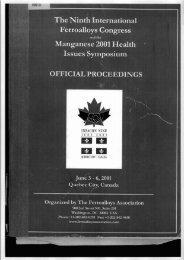 Overall Proceedings Contents - Pyro.co.za