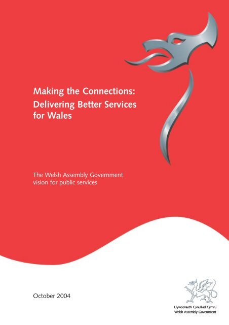 Making the Connections - Constructing Excellence in Wales