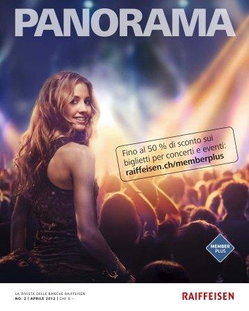 Fino al 50 % di sconto sui biglietti per concerti e eventi: raiffeisen.ch ...