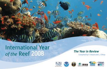 International Year of the Reef 2008 - NOAA's Coral Reef ...