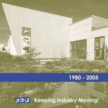 Broschüre 25 Jahre BDL - SAMS Network