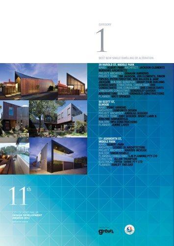 SUNPOWER DESIGN PROJECT ARCHITECT -  City of Port Phillip