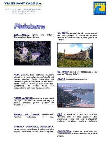 Fisterra y la Costa da Morte - IBBY Compostela 2010
