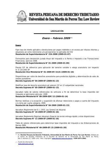 Declaración Jurada Anual del Impuesto a la Renta • Suspensión de ...