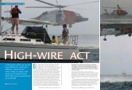 High-Wire Act - Sail Magazine