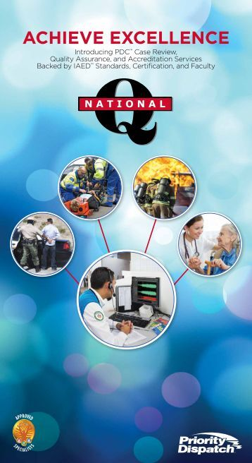 NationalQ Brochure (English) - Priority Dispatch Corporation