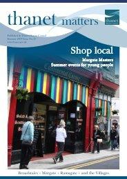 Shop local - Thanet District Council