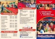 friends & fun welcome kids best agers - Portland Bowling