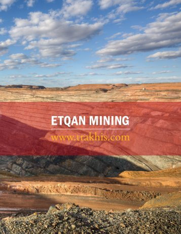 ETQAN MINING - The International Resource Journal