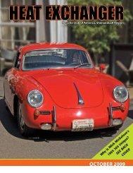 OCtObeR 2009 - Shenandoah Region Porsche Club of America