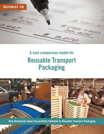 Reusable Transport Packaging - StopWaste.org