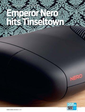 Nero review - Home Cinema
