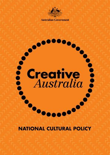 Download PDF - Creative Australia - Office for the Arts