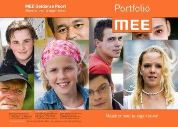 Portfolio - MEE Gelderse Poort