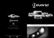 Visit our technical catalogue - Bavaria