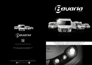 Visit our technical catalogue - Bavaria