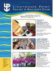 """""""Birthday Bash"""" Luncheon annuaL coastaL cLay - Lighthouse Point ..."""