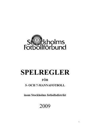 SPELREGLER - Expressen
