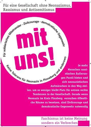 Flyer für Protestaktion [PDF, 172 kB] - Über uns