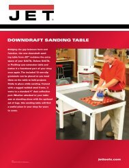 DownDraft SanDInG table - Toolfetch