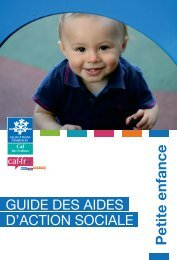 Petite enfance - Caf.fr
