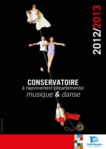 conservatoire - Saint-Nazaire