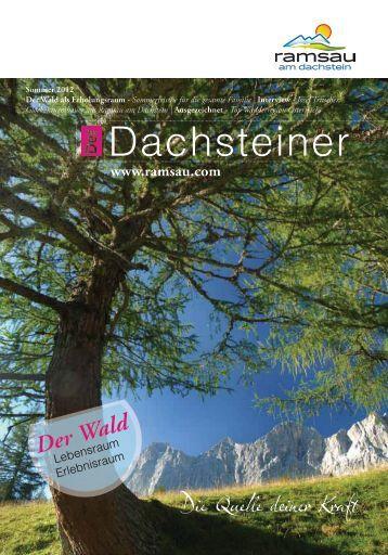 Der Dachsteiner 2012 - Ramsau am Dachstein