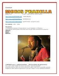 Moris - Agenzia di Spettacolo ARTEFANTASIA Eventi